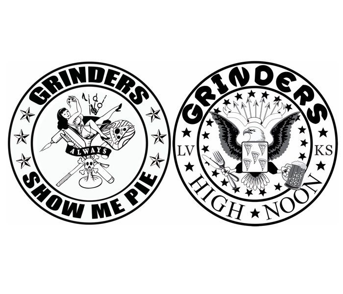 Grinders Patches