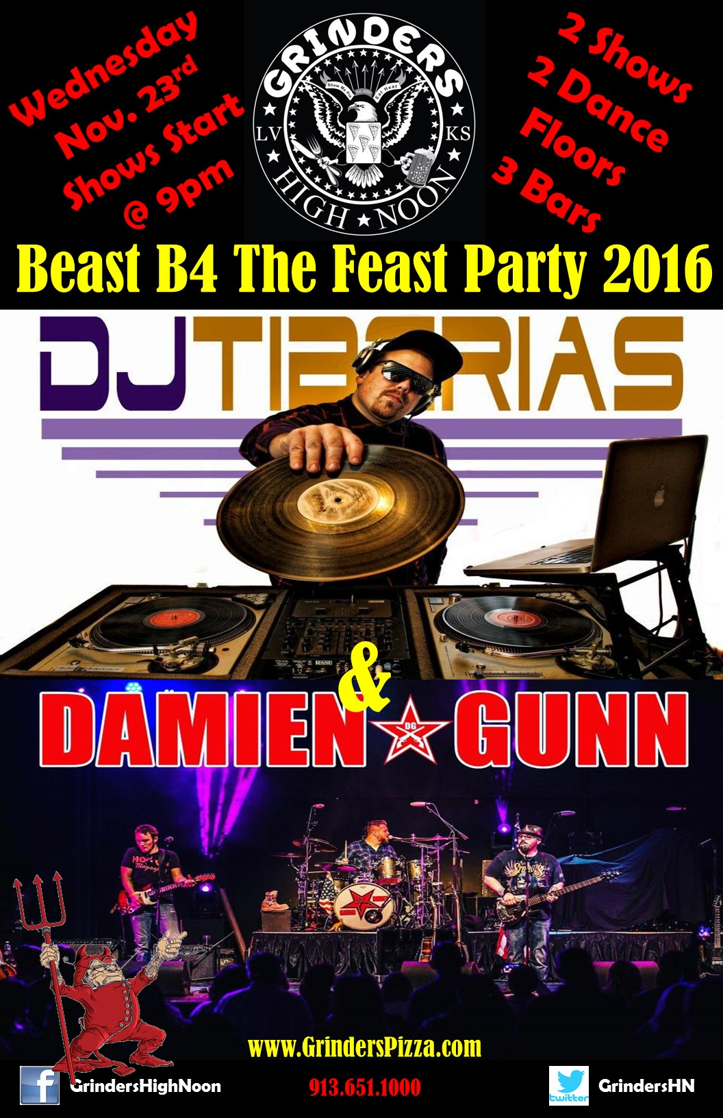 Beast B4 The Feast Party 2016