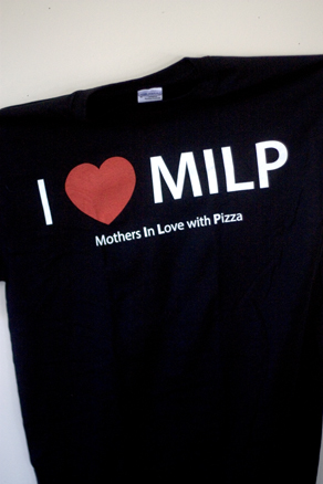 Grinders I (heart) MILP T-shirt