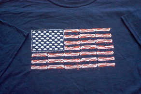 Grinders Bacon Flag Navy