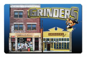 Grinders Gift Cards