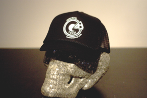 G-Team Trucker Hat Black