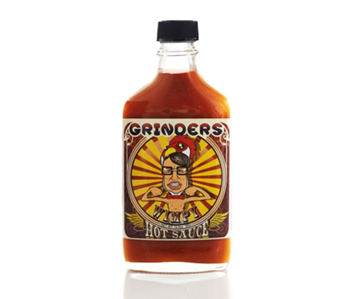 Grinders Wimpy Sauce