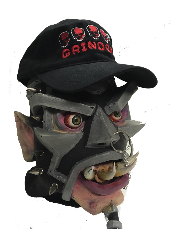 5 Skull Hat